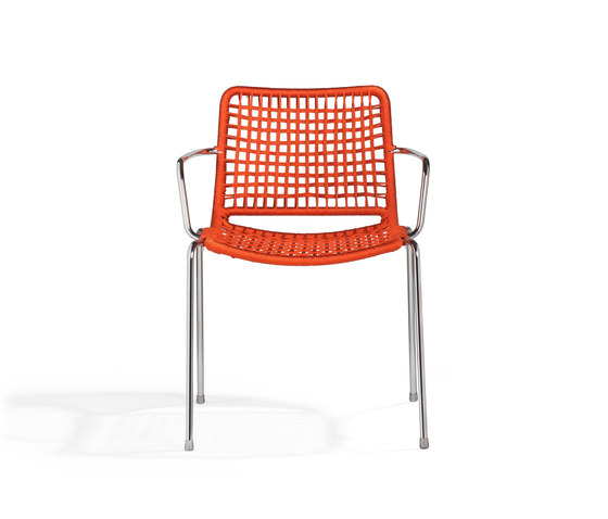 Egao Armchair P by Accademia | Chairs