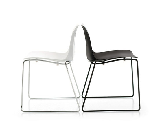 Kaori Chair SL de Accademia | Sillas multiusos