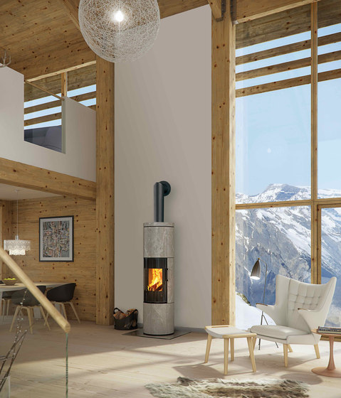 JUNO by Attika Feuer | Wood burning stoves