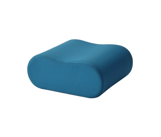 Soft Ruth & Flip - Flip by David Trubridge | Poufs
