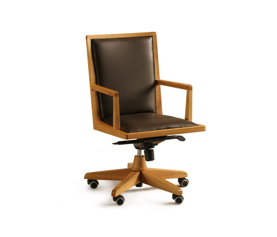 Poltrona 900 Girevole by Morelato | Task chairs