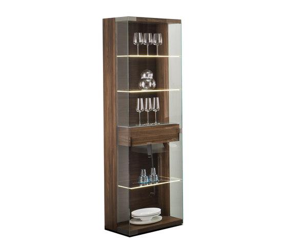 nox display cabinet by TEAM 7 | Sideboards