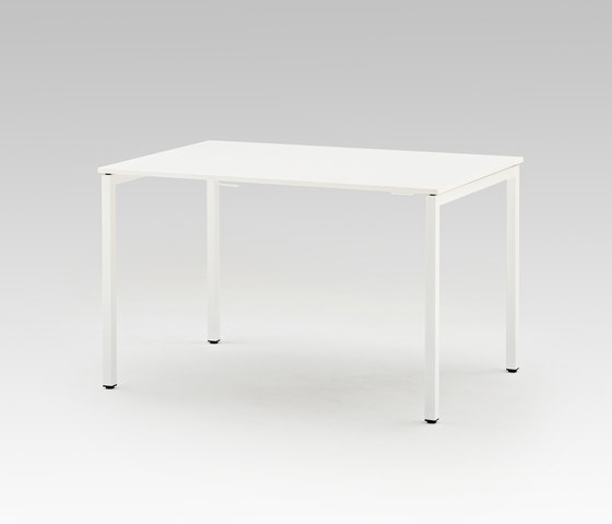 Usu table with square legs by HOWE | Multipurpose tables