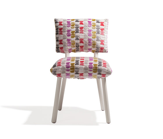 Pillow Chair by Accademia | Restaurant chairs