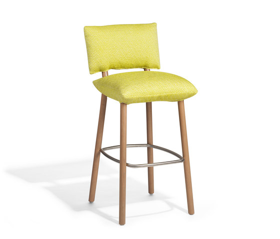 Pillow Barstool A by Accademia | Bar stools
