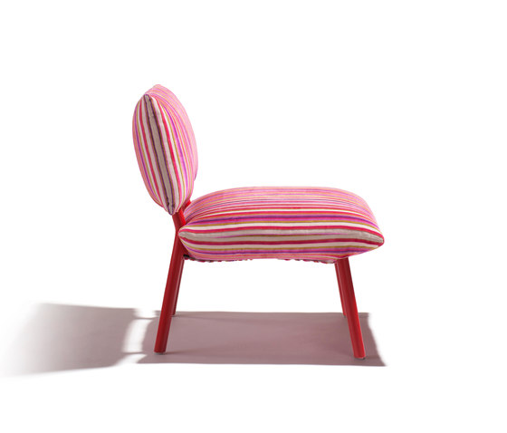 Pillow Lounge L by Accademia | Lounge chairs