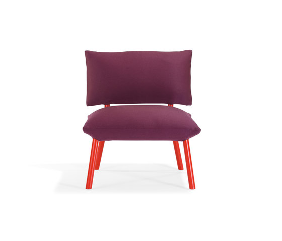 Pillow L* by Accademia | Lounge chairs