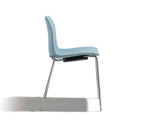 Kaori Chair I by Accademia | Visitors chairs / Side chairs