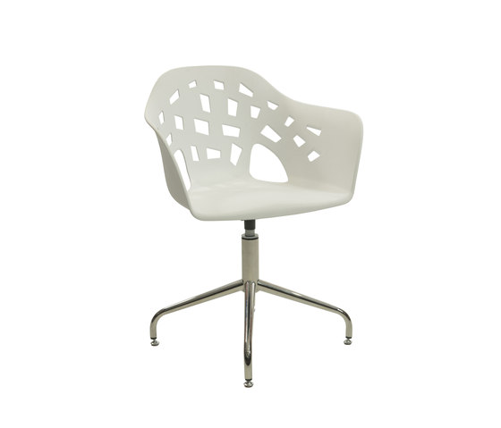 Miralook by Amat-3 | Visitors chairs / Side chairs