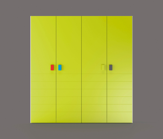 Wardrobe 5 by LAGRAMA | Cabinets