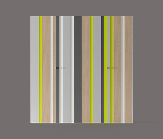 Wardrobe 7 by LAGRAMA | Cabinets