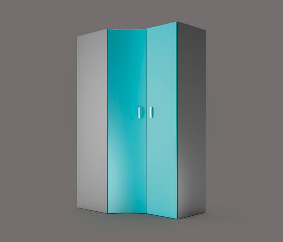 Wardrobe 14 by LAGRAMA | Cabinets