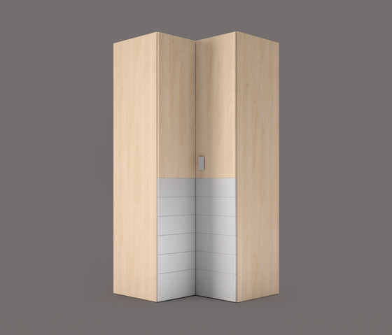 Wardrobe 16 by LAGRAMA | Cabinets