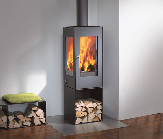 Q-BIC 127 FIX by Attika Feuer | Stoves