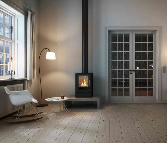 Q-TEE 65 by Attika Feuer | Wood burning stoves