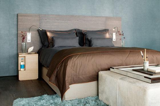 Kyoto headboard di Nilson Handmade Beds | Testiere di letto