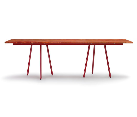 Experiment by Supergrau | Dining tables