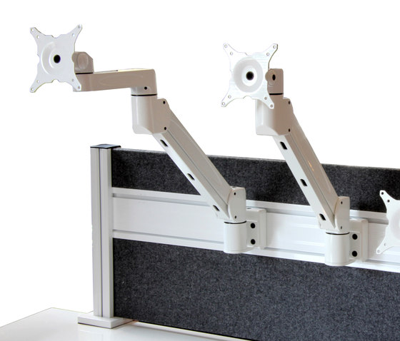 Toolbar Accessoires  |D-Zine by Götessons | Monitor arms