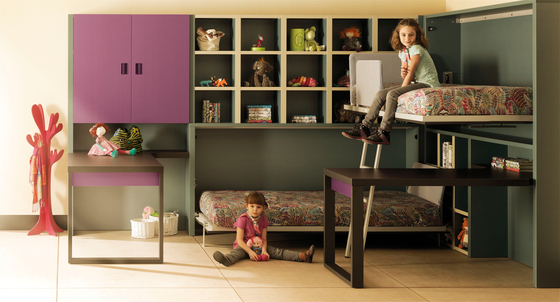 Composition 20 by LAGRAMA | Children's beds