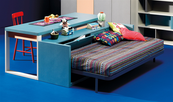Composition 26 by LAGRAMA | Children's beds