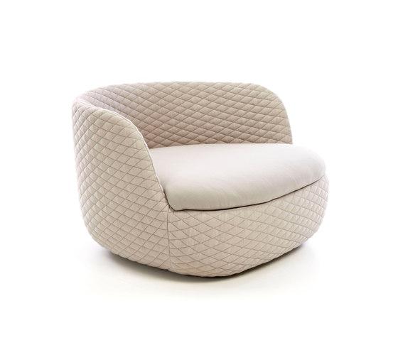 bart armchair von moooi | Loungesessel