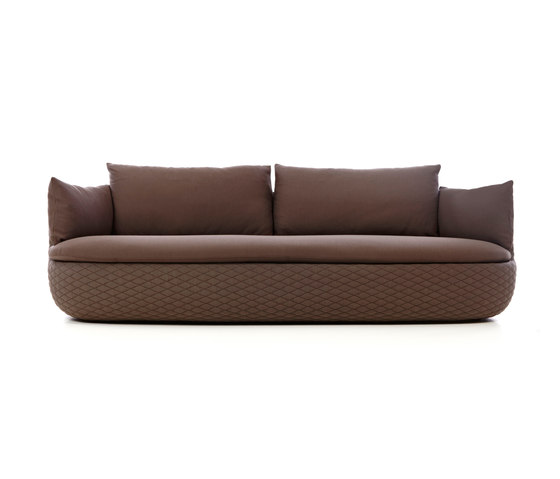 bart sofa by moooi | Lounge sofas