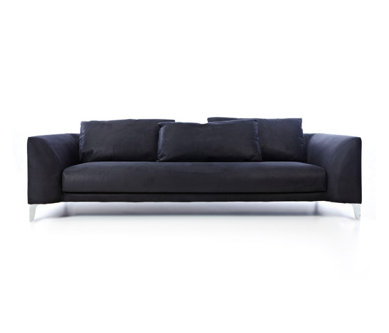 canvas sofa by moooi | Lounge sofas