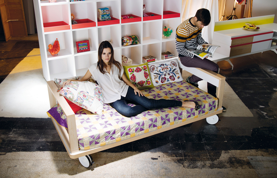 Composition 40 by LAGRAMA | Sofa beds