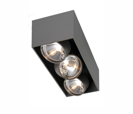 wi ab 3e kb by Mawa Design | Ceiling-mounted spotlights