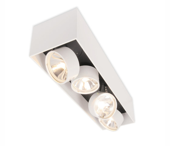 wi ab 4e kb by Mawa Design | Ceiling-mounted spotlights