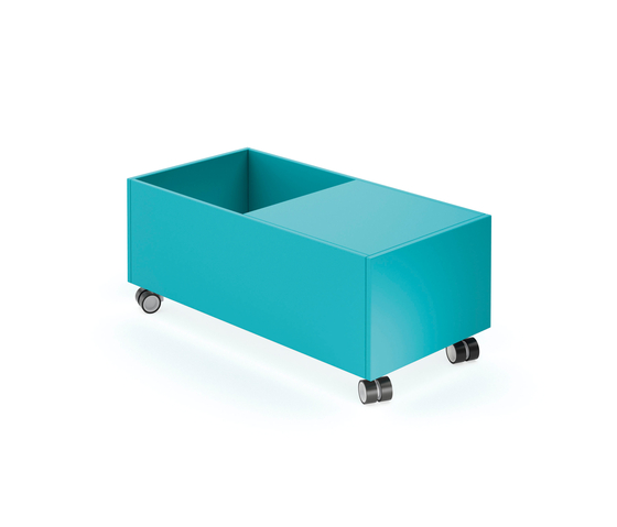 Child Complements - Toy Box by LAGRAMA | Kids storage furniture