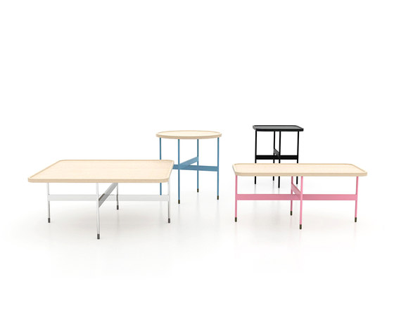 Crossover by Bensen | Side tables