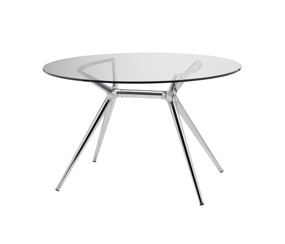 Metropolis 120 by Scab Design | Dining tables