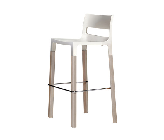 Natural Divo stool by Scab Design | Bar stools