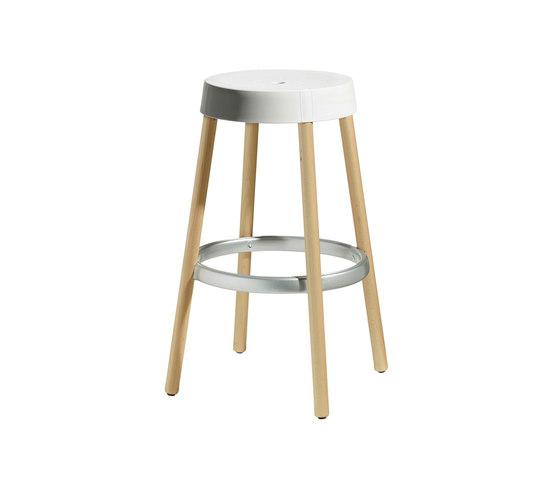 Natural Gim stool von Scab Design | Barhocker