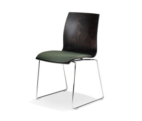 1132/2 Trio von Kusch+Co | Stühle
