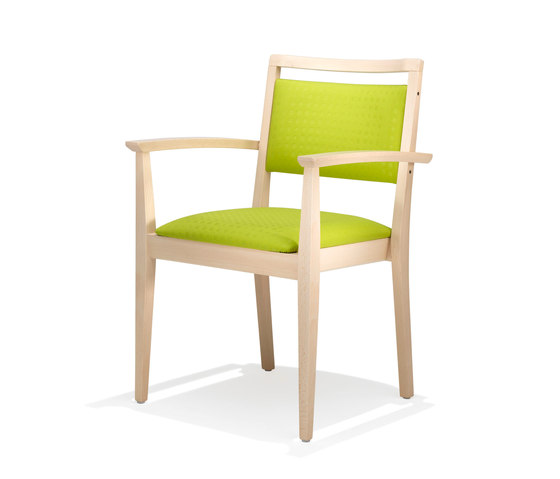 1507/4 Luca by Kusch+Co | Visitors chairs / Side chairs