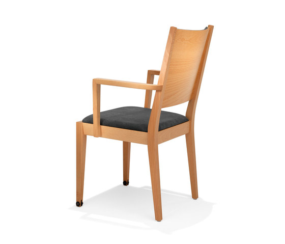 1547/3 Luca by Kusch+Co | Visitors chairs / Side chairs