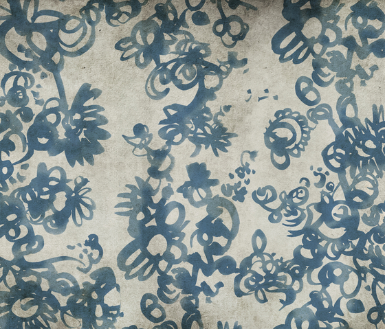 Absintho by Wall&decò | Wall coverings / wallpapers