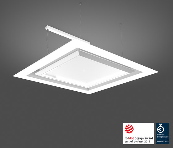 Econe Hybrid CTT PL by RZB - Leuchten | General lighting