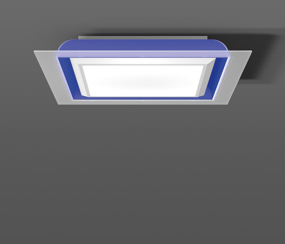 Econe® Hybrid Recessed ceiling and wall luminaires by RZB - Leuchten | General lighting