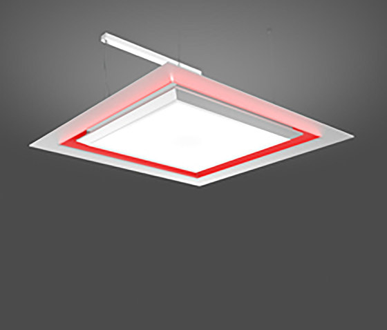 Econe® Hybrid Pendant luminaires by RZB - Leuchten | General lighting