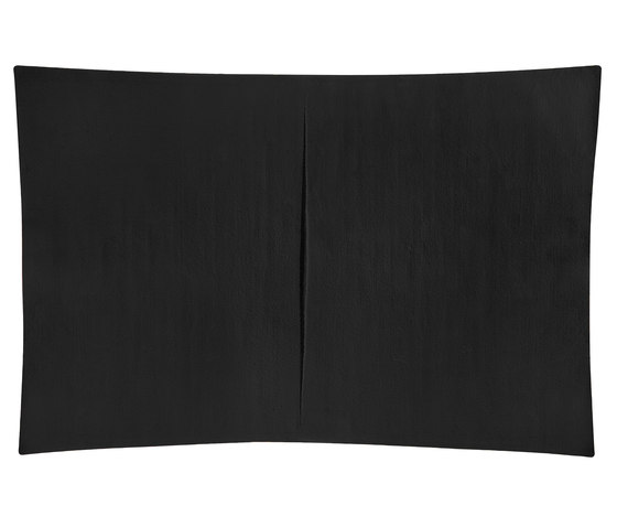 Feringe Concave black by Kateha | Rugs / Designer rugs