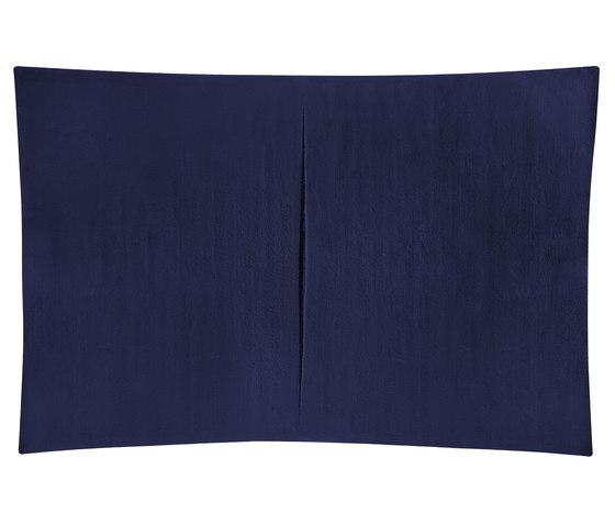 Feringe Concave blue de Kateha | Alfombras / Alfombras de diseño