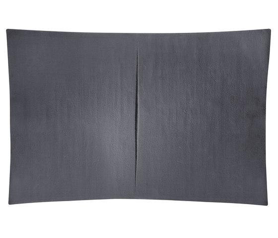 Feringe Concave grey de Kateha | Alfombras / Alfombras de diseño