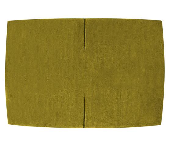 Feringe Convex olive de Kateha | Alfombras / Alfombras de diseño