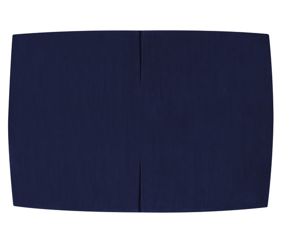 Feringe Convex blue de Kateha | Alfombras / Alfombras de diseño
