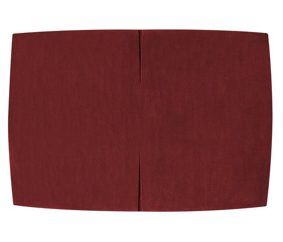 Feringe Convex red di Kateha | Tappeti / Tappeti d'autore