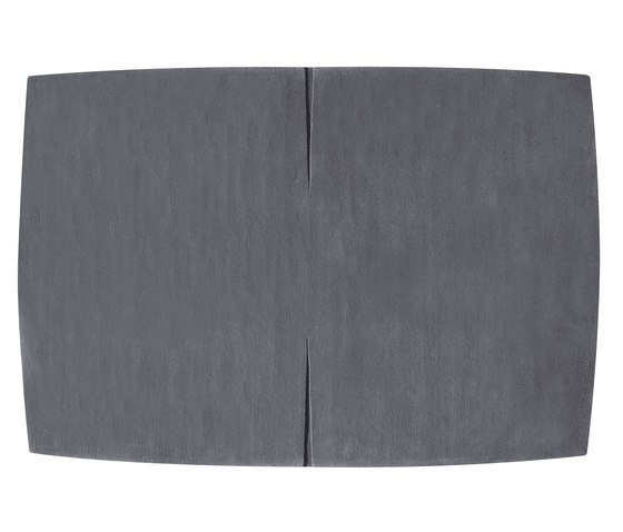 Feringe Convex grey di Kateha | Tappeti / Tappeti d'autore