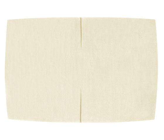 Feringe Convex white di Kateha | Tappeti / Tappeti d'autore